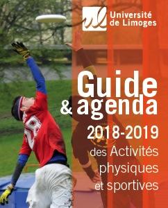 Guide et Agenda SUAPS